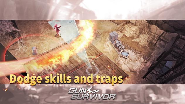 Guns of Survivor imagem de tela 1
