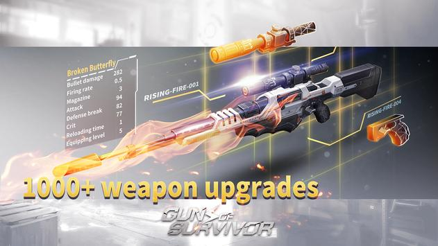 Guns of Survivor imagem de tela 4