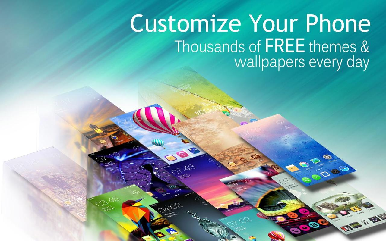 c launcher themes wallpapers diy smart clean for android apk