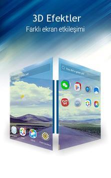 C Launcher: Tema, Duvar Kağıdı Ekran Görüntüsü 6