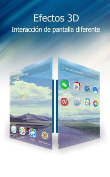 C launcher: tema de bricolaje, ocultar aplicación captura de pantalla 6