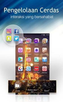 Peluncur C: Tema DIY, sembunyikan aplikasi screenshot 10