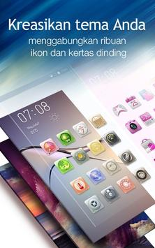 Peluncur C: Tema DIY, sembunyikan aplikasi screenshot 19