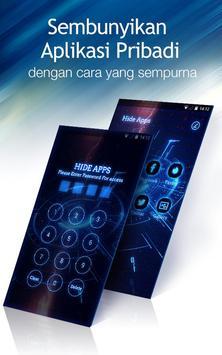 Peluncur C: Tema DIY, sembunyikan aplikasi screenshot 1