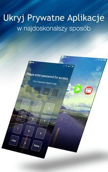 C Launcher – Motywy, Tapety screenshot 1