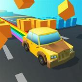 Color Car Bump icon