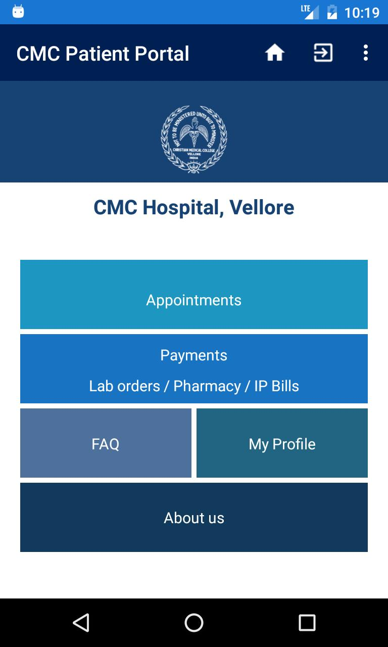 CMC Patient Portal for Android - APK Download