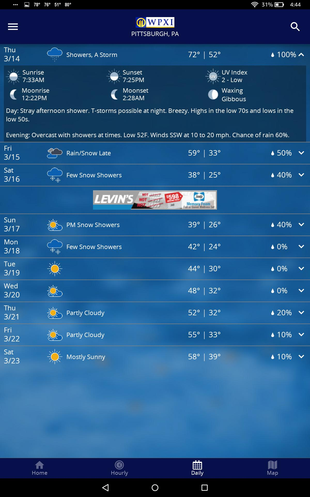 WPXI Severe Weather Team 11 for Android - APK Download