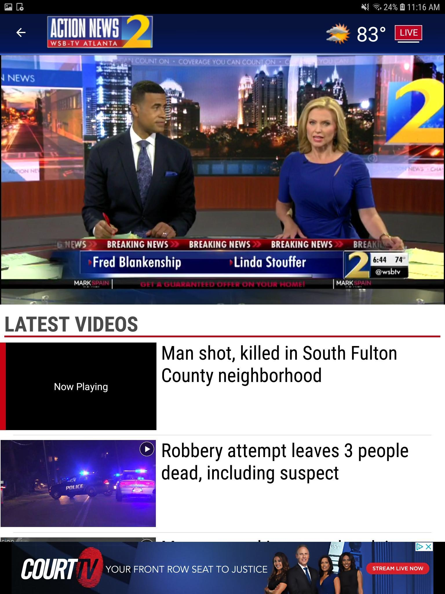 WSBTV News for Android - APK Download
