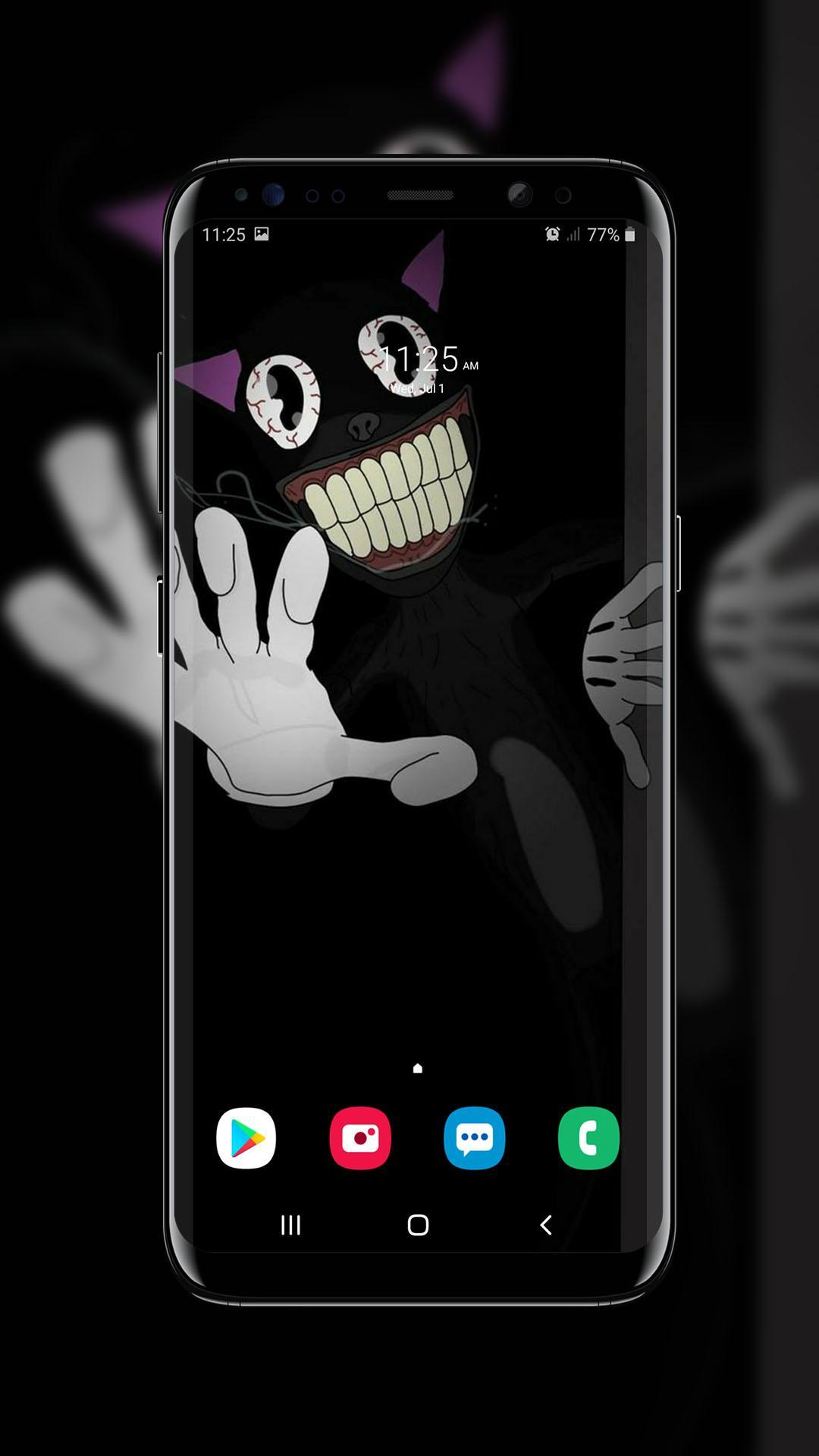 Cheshire Cartoon Cat Wallpaper For Android Apk Download
