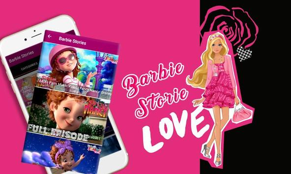 Barbie StoryBook - Story of Princess screenshot 1