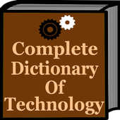 Complete Dictionary for Technology icon