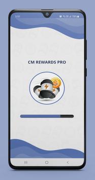 CM Rewards Pro Affiche