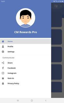 CM Rewards Pro capture d'écran 12