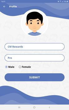 CM Rewards Pro capture d'écran 13