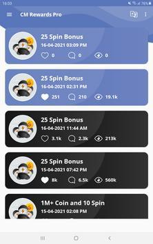 CM Rewards Pro capture d'écran 9