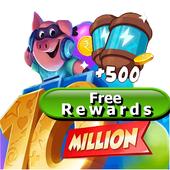 free spins: CM daily rewards MASTER icon