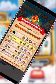 free spins: CM daily rewards MASTER screenshot 3