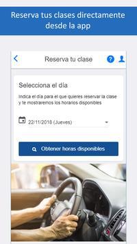 Autoescuelas Alumno screenshot 4