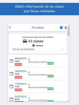 Autoescuelas Alumno screenshot 7