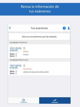 Autoescuelas Alumno screenshot 15