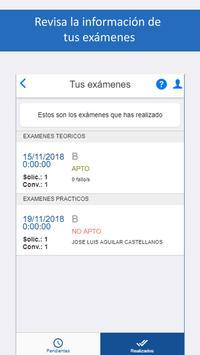 Autoescuelas Alumno screenshot 3