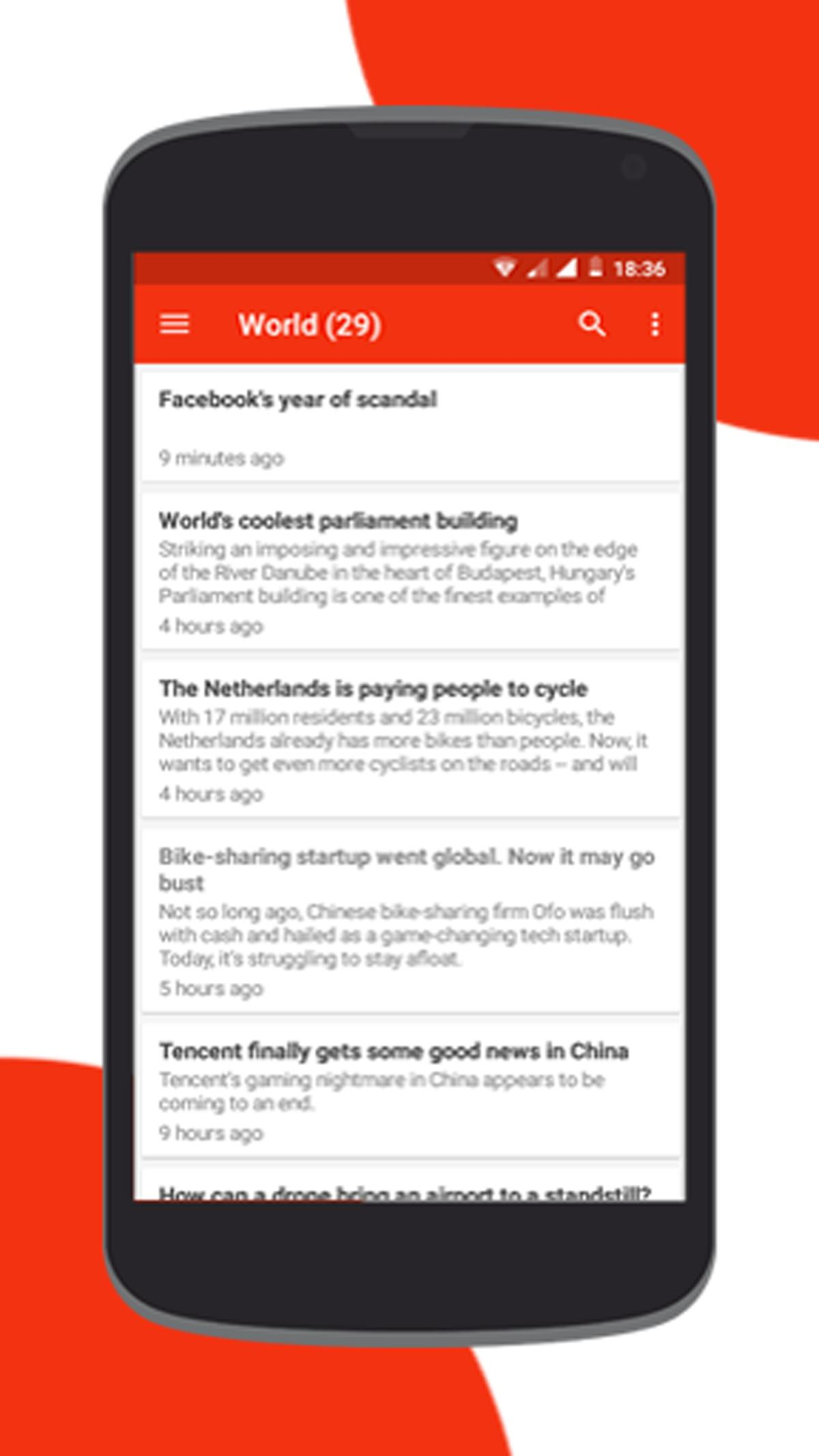 Cnn News For Android Apk
