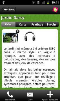Click 'n Visit Parcs & Jardins screenshot 1