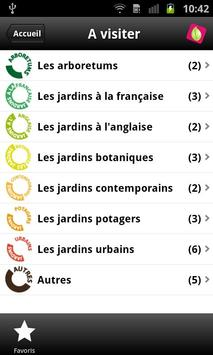 Click 'n Visit Parcs & Jardins screenshot 4