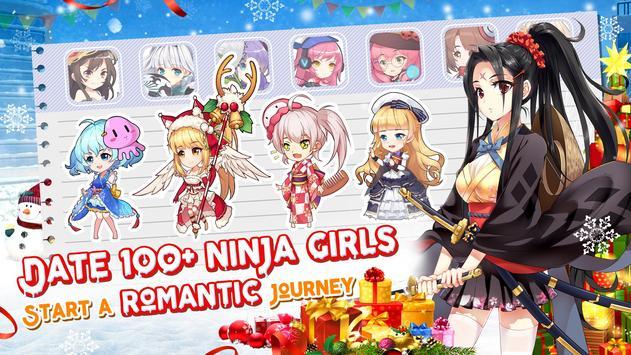 NinjaGirls:Reborn ảnh chụp màn hình 2