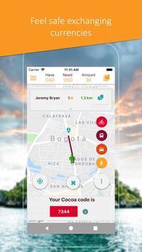 Cocoa Money Exchange screenshot 3