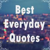 Best Everyday Quotes icon