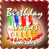 Birthday Wishes Cards icon