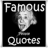 Famous People Quotes (Free) icon