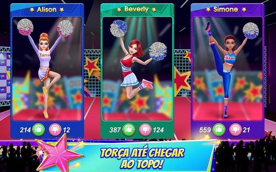 Dança das Cheerleaders