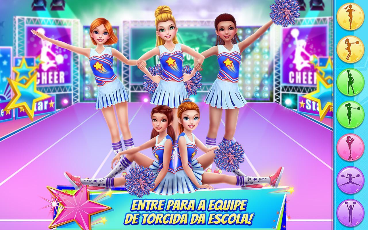 naruto girls cheerleaders