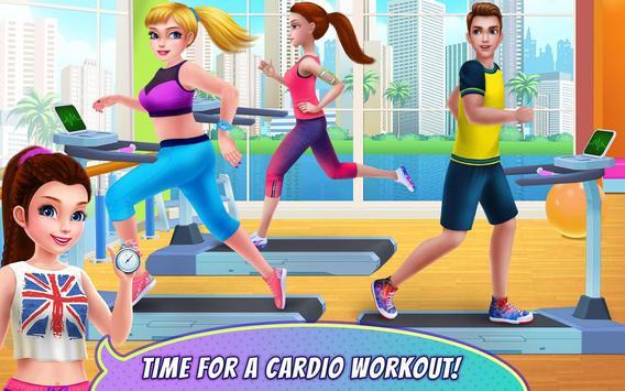 Fitness Girl screenshot 4