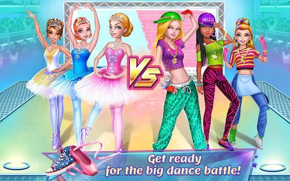 Dance Clash poster