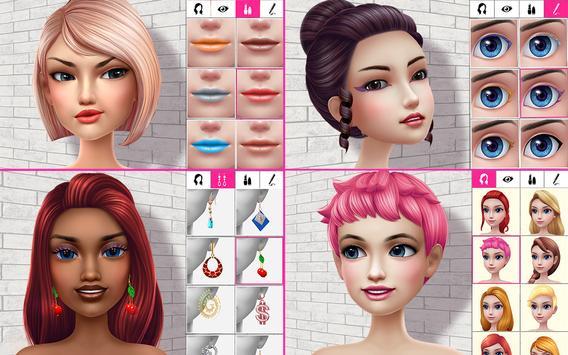 11 Schermata Super Stilista: Guru di stile