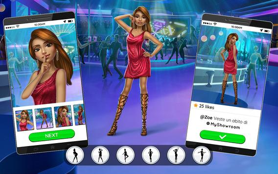 5 Schermata Super Stilista: Guru di stile