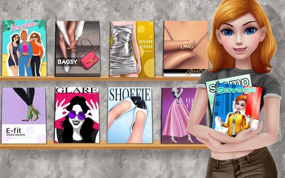 6 Schermata Super Stilista: Guru di stile
