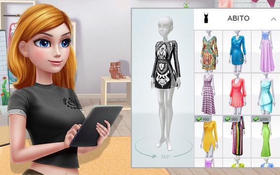 16 Schermata Super Stilista: Guru di stile