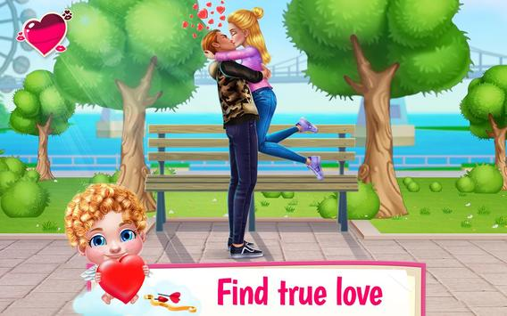 First Love Kiss - Cupid's Romance Mission screenshot 14