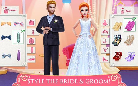 Dream Wedding Planner - Dress & Dance Like a Bride स्क्रीनशॉट 1