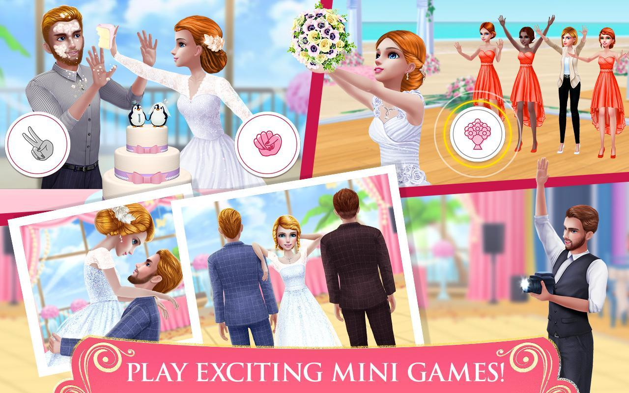 Image result for Dream Wedding Planner - Dress & Dance Like a Bride         game pic