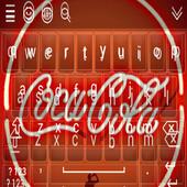 Keyboard Coca Cola icon