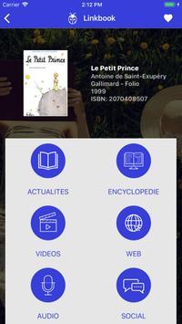 Linkbook screenshot 2