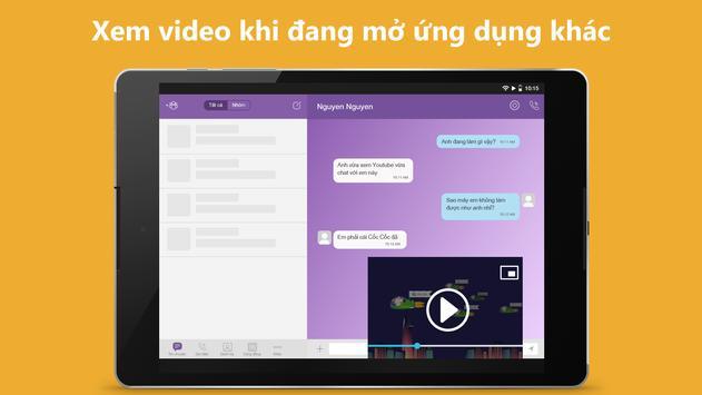 Trình duyệt Cốc Cốc - Duyệt web nhanh & an toàn ảnh chụp màn hình 15