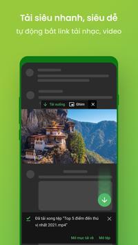 Trình duyệt Cốc Cốc - Duyệt web nhanh & an toàn ảnh chụp màn hình 1