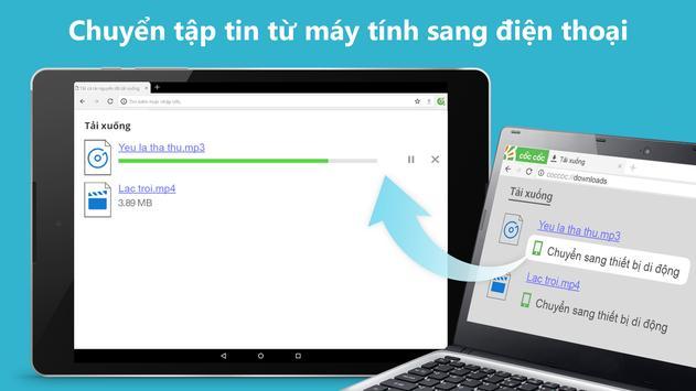 Trình duyệt Cốc Cốc - Duyệt web nhanh & an toàn ảnh chụp màn hình 17